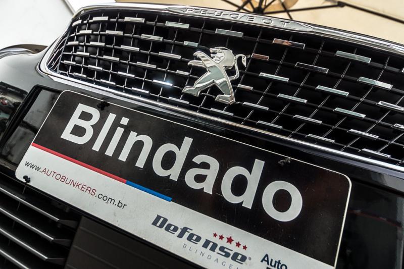 Blindagem automotiva
