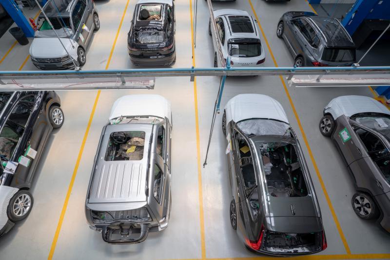 Blindagem de automóveis