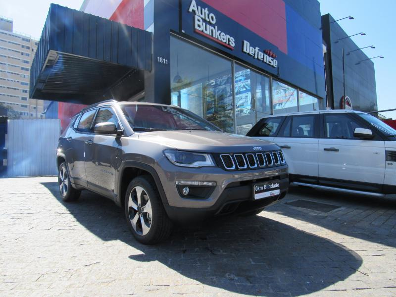 Blindagem jeep compass