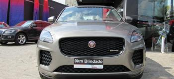 Blindagem jaguar